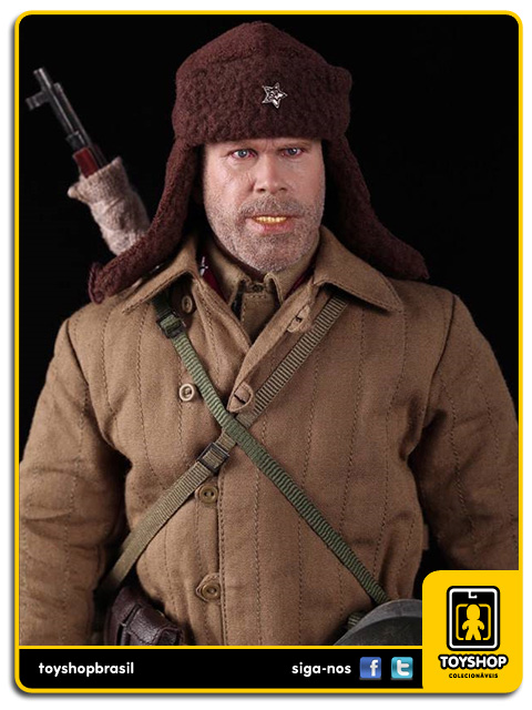 Battle of Stalingrad: Koulikov Russian Sniper 1/6 - Did