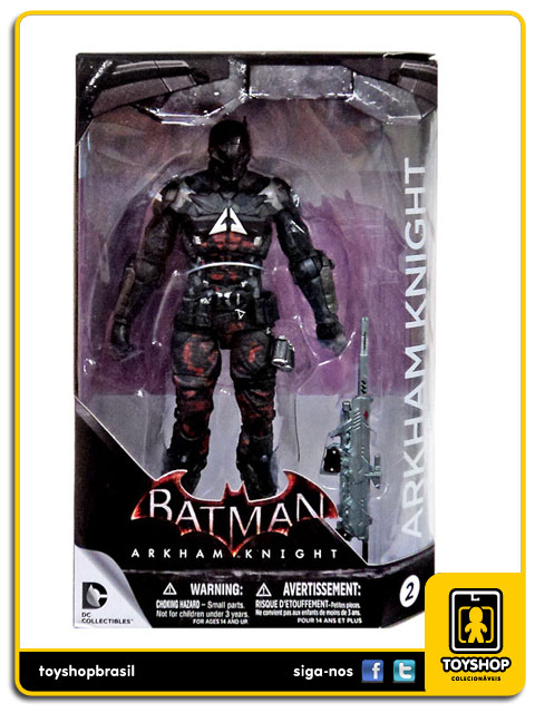 Batman Arkham Knight: Arkham Knight - DC Collectibles