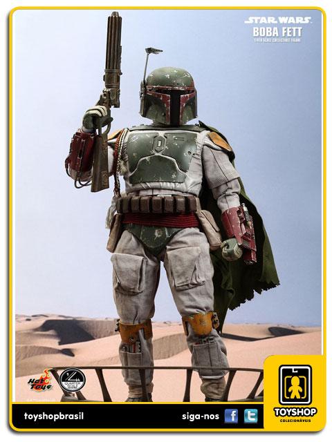 Star Wars: Boba Fett 1/4 - Hot Toys