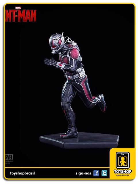 Ant-Man: Estátua Ant-Man 1/10 - Iron Studios