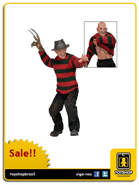 A Nightmare on Elm Street Part 3: Freddy Krueger 8´ Retro - Neca