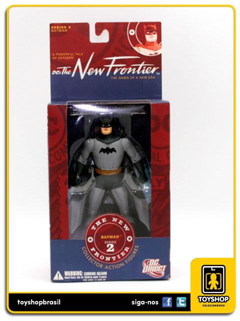 The New Frontier Série 2 : Batman  - DC Direct