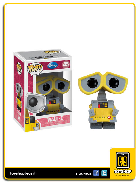 Disney: Wall-E  Pop - Funko