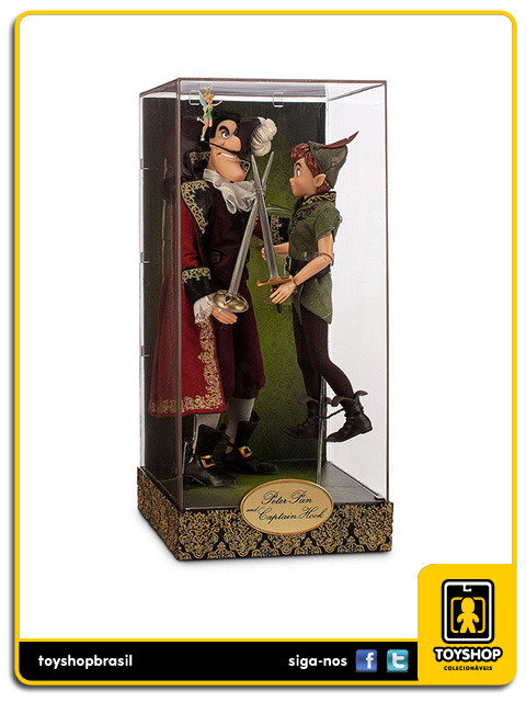 Disney Fairytale Design Collection: Peter Pan & Captain Hook - Disney