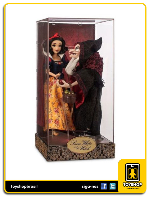 Disney Fairytale Design Collection: Snow White & The Witch - Disney