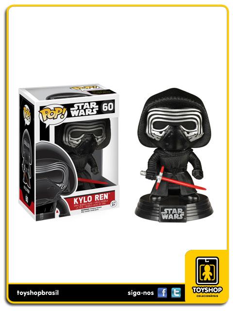 Star Wars The Force Awakens: Kylo Ren   Pop - Funko