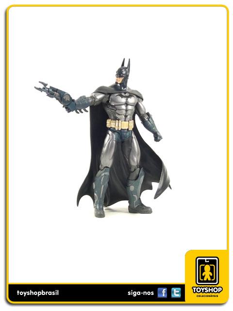 Batman Arkham Asylum  Batman Armored  Dc Collectibles