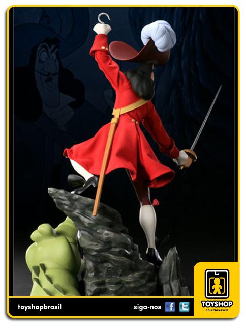 Peter Pan: Captain Hook Premium Format - Sideshow Collectibles