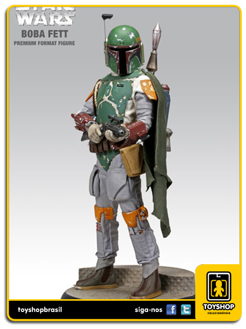 Star Wars: Boba Fett Premium Format Exclusive - Sideshow Collectibles