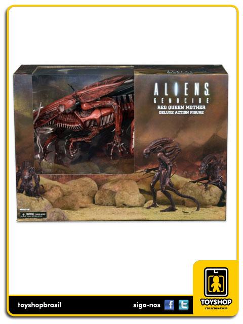 Aliens Genocide: Red Queen Mother Deluxe - Neca