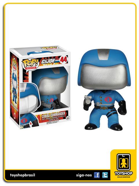 G.I.Joe: Cobra Commander Pop - Funko
