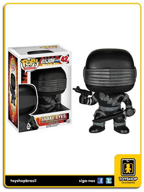 G.I.Joe: Snake Eyes  Pop - Funko