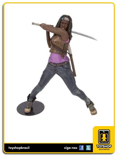 The Walking Dead: Michonne 10´ - Mcfarlane