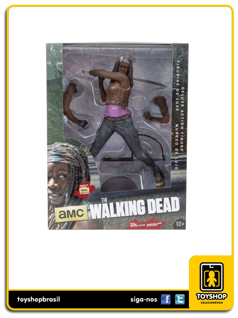 The Walking Dead: Michonne 10´ - Mcfarlane