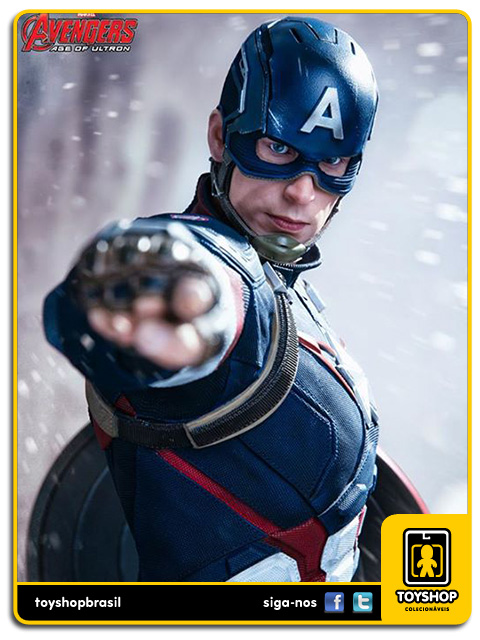 Avengers Age of Ultron: Captain America Legacy 1/4 - Iron Studios