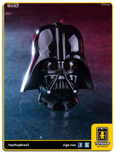 Star Wars: Chaveiro Darth Vader - Iron Studios