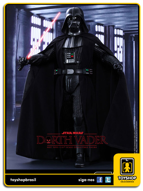 Star Wars A New Hope: Darth Vader 1/6 - Hot Toys