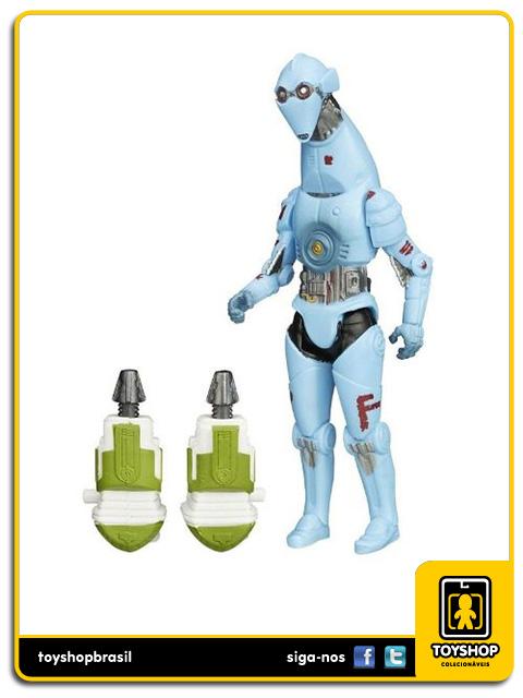 Star Wars The Force Awakens: PZ-4CO - Hasbro