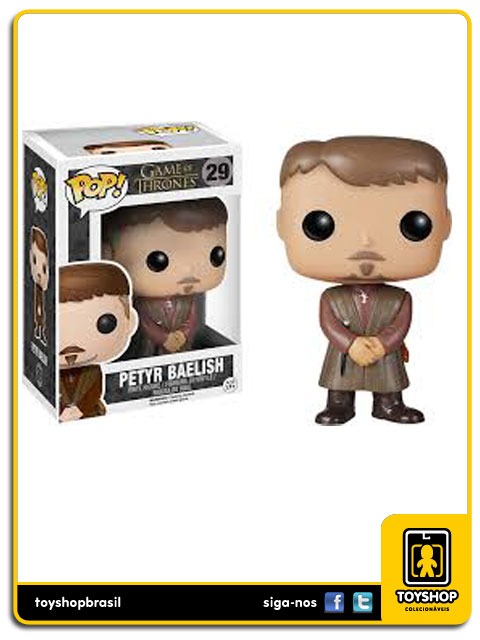 Game of Thrones: Petyr Baelish Pop - Funko