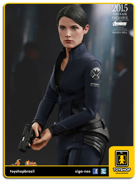 Avengers Age of Ultron: Maria Hill - Hot Toys