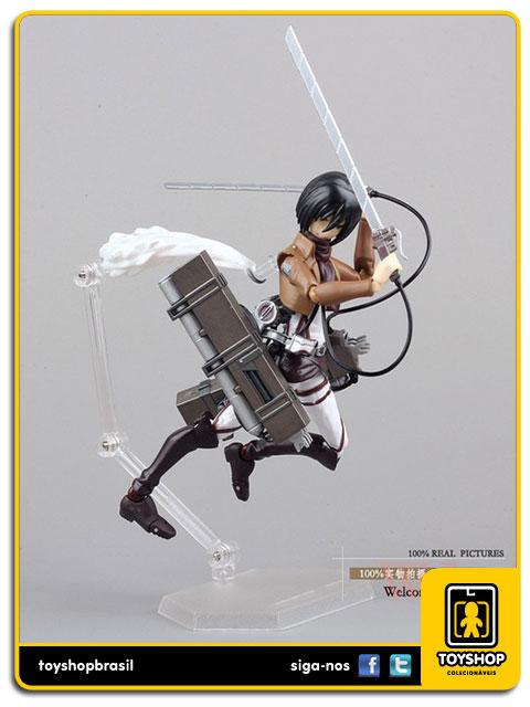 Attack on Titan: Mikasa Ackerman Figma - Max Factory