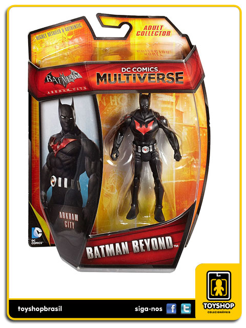 DC Comics Multiverse Arkham City: Batman Beyond - Mattel