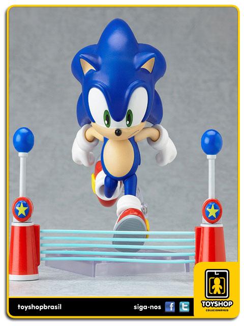 Sonic The Hedgehog: Sonic Nendoroid  - Good Smile