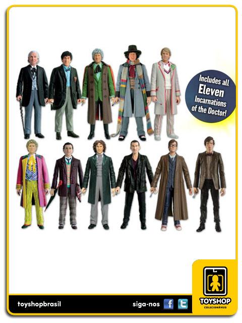 Doctor  Who: Box Set 11 Figuras - Underground