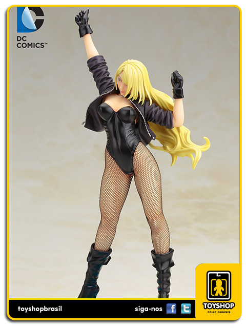 DC Comics Bishoujo: Black Canary - Kotobukiya