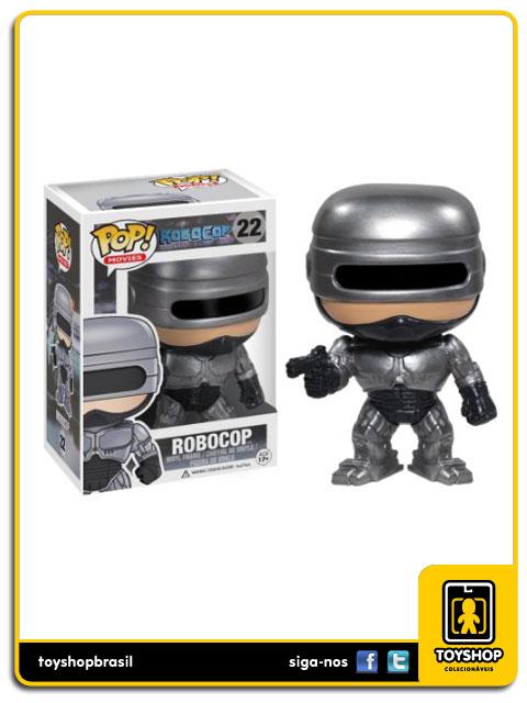 Robocop: Robocop  Pop - Funko