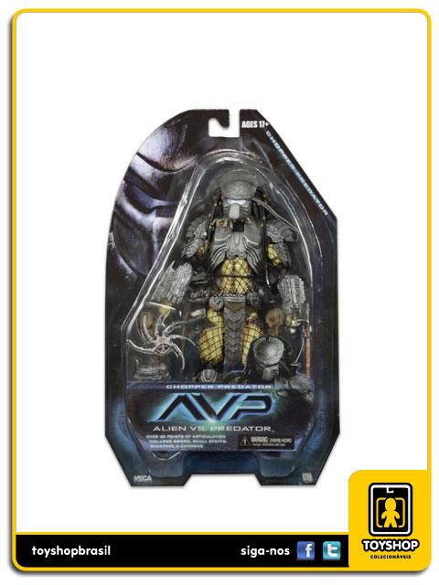 AVP Alien vs Predator: Chopper Predator - Neca