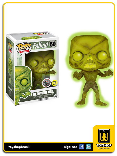 Fallout: Glowing One GameStop Exclusive  Pop - Funko