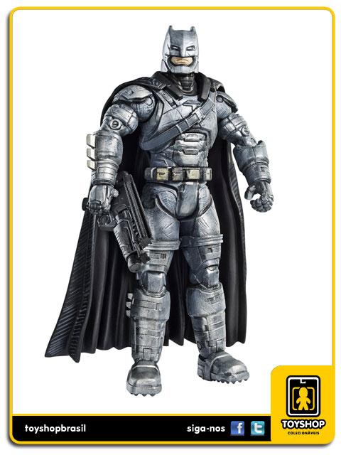 Dc Comics Multiverse Batman v Superman:  Batman Armored - Mattel