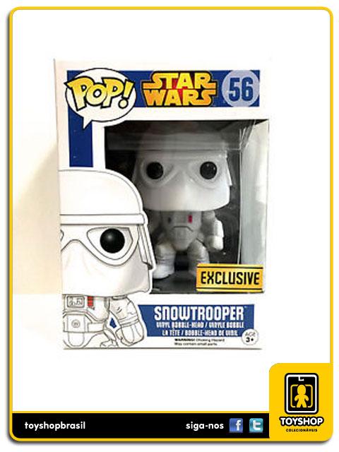 Star Wars: Snowtrooper Exclusive  Pop - Funko