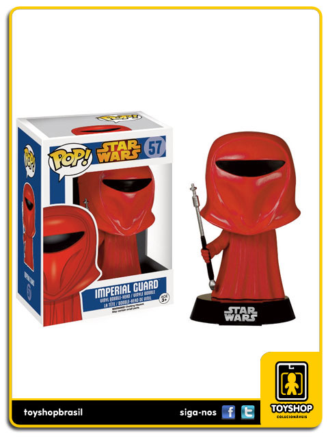 Star Wars: Imperial Guard  Pop - Funko