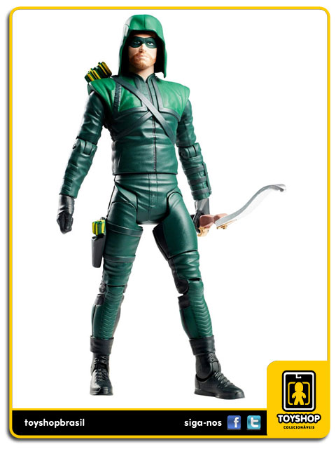 Dc Comics Multiverse Arrow TV Series:  The Arrow - Mattel
