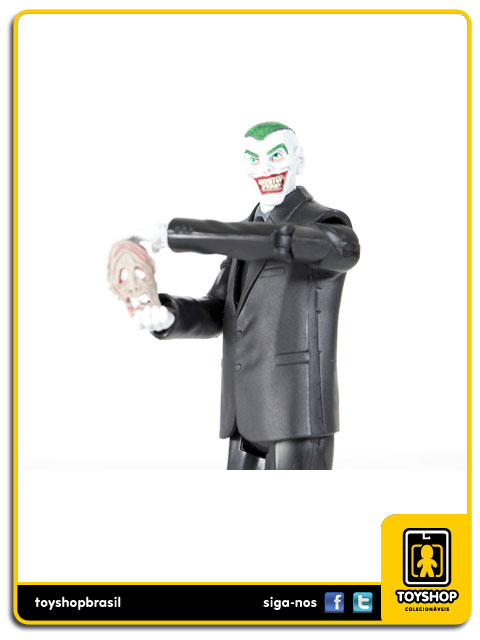 Dc Comics Multiverse Batman Endgame:  The Joker - Mattel