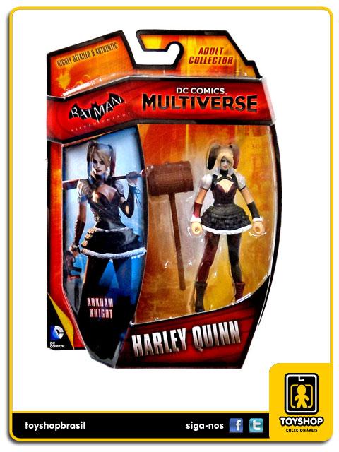 DC Comics Multiverse Arkham Knight: Harley Quinn - Mattel