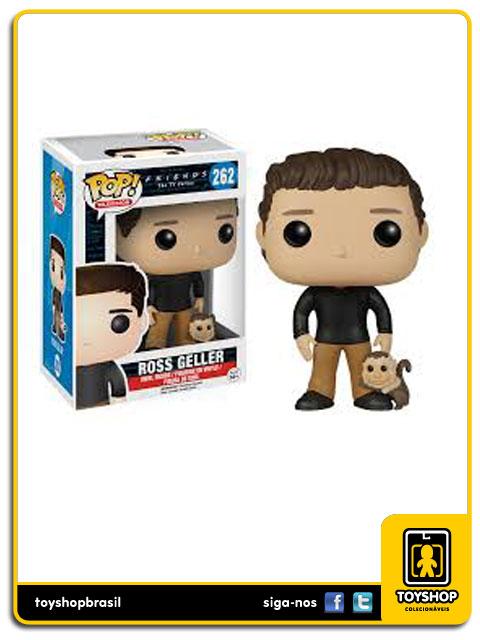 Friends the TV Series: Ross Geller  Pop - Funko