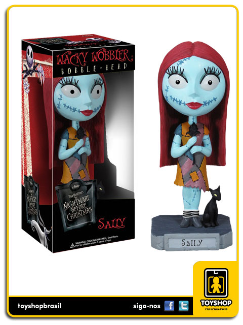 Nightmare Before Christmas: Sally  Bobble Head - Funko