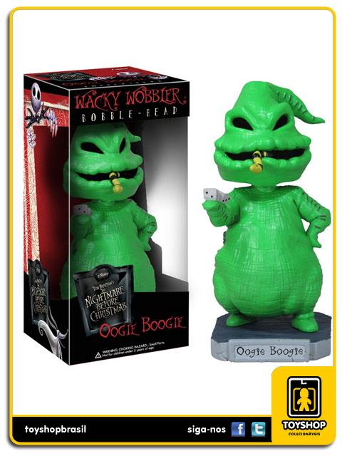 Nightmare Before Christmas: Oogie Boogie  Bobble Head - Funko