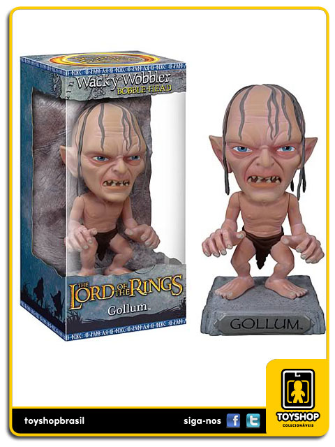 The Lord of the Rings: Gollum Bobble Head - Funko