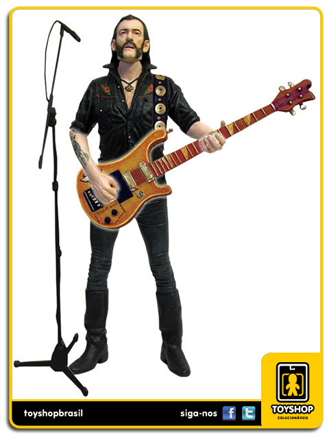 Motorhead: Lemmy Kilmister - Locoape