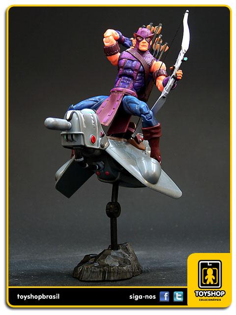 Marvel Legends Series VII: Hawkeye - Toy Biz
