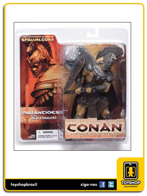 Conan Serie 2: Pallantides of the Black Dragons - Mcfarlane