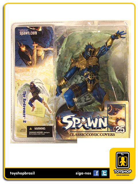 Spawn 25 Classic Comic Cover 2: The Redeemer i.117 - Mcfarlane