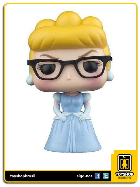 Disney Cinderella: Cinderella Hot Topic Exclusive Pop - Funko