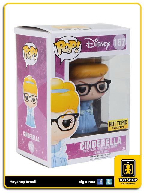 Disney Cinderella: Cinderella Hot Topic Exclusive Pop - Funko