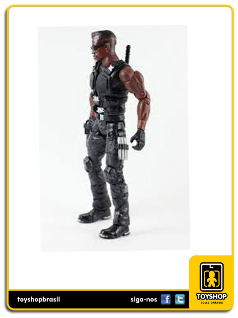 Marvel Legends Series V: Blade- Toy Biz