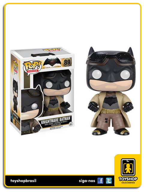 Batman v Superman: Knightmare Batman Pop - Funko